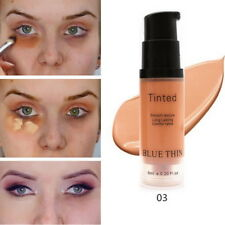 Face Concealer Cream Full Cover Makeup Liquid Corrector Foundation Base Eye