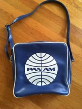 Pan Am Airlines Marc Jacobs Innovator Travel Bag Blue Preowned
