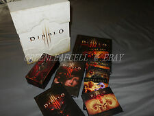 Diablo III: Collector's Edition CE (NO KEY) FREE SHIPPING TO USA and CANADA