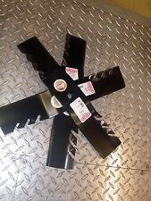 "Cub Cadet 3 Gator blade set. Z-Force 48""  1004772    (96-381)"