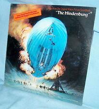 LP FACTORY SEALED soundtrack THE HINDENBERG David Shire George C. Scott