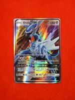 82/131 RARE carte card holo Pokemon DIALGA GX HP anglaise replica