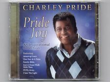 CHARLEY PRIDE - PRIDE AND JOY  - CD -  UK Edition  -  1st CLASS Postage Free UK