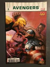 ULTIMATE AVENGERS - T9 : septembre 2011