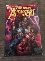New Avengers #1 Finch Variant 1st Maria Hill [Marvel Comics, 2005]