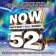 Now That's What I Call Music! 52 by Various Artists (CD, Oct-2014) New, sealed
