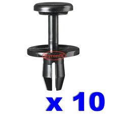 10 X  PEUGEOT BUMPER WHEEL ARCH INNER LINING SPLASHGUARD CLIPS 207 407 807