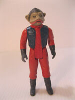 1983 Star Wars Nien Numb Kenner Action Figure Vintage Movie