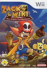 Zack & Wiki: the Treasure Of Barbaros-Nintendo Wii