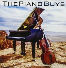 The Piano Guys - The Piano Guys CD + DVD Set Sealed ! New !
