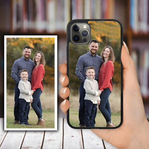 Personalised PHOTO Case Phone Cover for iPhone 12 12 Pro /Pro Max 13 13 Pro /Max