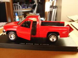 1995 Dodge Ram Pickup (1:24 Scale)