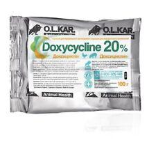 Doxycycline POWDER 100Gramm Doxycycline Hydrochloride for Veterinary Use