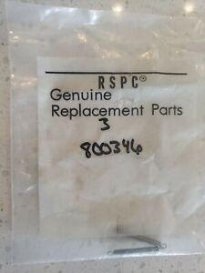 Speed Queen Horizon washer Door Boost Springs 800346 RSPC REPLACEMENT PARTS NEW