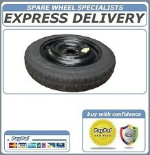 """SPACE SAVER SPARE WHEEL 16"""" FITS VAUXHALL CORSA D (4 BOLTS) 2006-2016"""