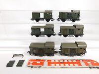 CF978-1 #6x Märklin H0/AC 4600 Tren Pwg /310/ 1DB, Defectos/Defectuoso