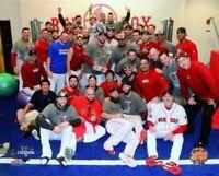 "Boston Red Sox World Series Team Celebration Photo (8"" x 10"")"