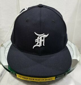 Detroit Tigers~MLB~New Era~59FIFTY~Pro Model~Fear Of God~Fifth Collection~Navy
