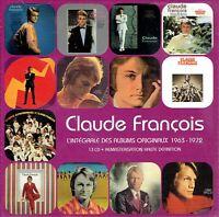 COFFRET CD - CLAUDE FRANCOIS - Integrale des albums 1963-1972