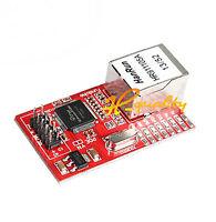 2PCS Mini W5100 LAN Ethernet Shield Network Module board for Arduino