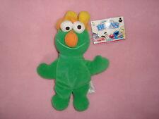 """Honker Monster Sesame Street Beans Plush Beanbag 8"""" 1997 Tyco W/Tags"""