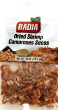 BADIA Dried Shrimp .50 oz (2 PACK) (Total Weight 28.75 g) - Camaron Seco