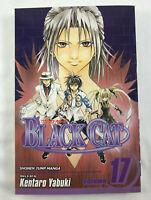 Black Cat Volume 17 Manga Shonen Jump Kentaro Yabuki English Edition 2008