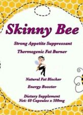SKINNY BEE POLLEN/fast weight loss, fat burn, detox, energizer, *Heart Wellness