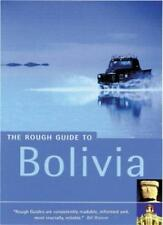The Rough Guide to Bolivia (Rough Guide Travel Guides),James Read