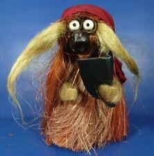 "Neta Arensbak Hand Made Storyteller Troll 5 Arts Studio 8"" w/ Tag Usa Signed Ed"