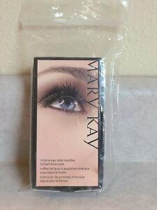 Mary Kay Mineral Eye Color Bundles Brilliant Blue Eyes 3 shades ~ NIB ~ 031256