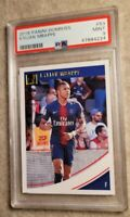 2018 Panini Donruss Kylian Mbappe RC France Rookie #53 PSA 9💎GREAT INVESTMENT💎
