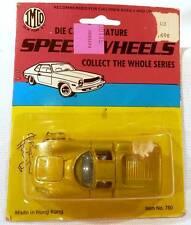 Vintage IMCO Speed Wheels Green GT Racing Car  MOC 1/64 Scale