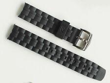 Kautschuck relojes pulsera sirve para Casio, Casio Edifice cinta ef550