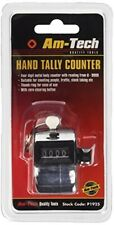 Am-Tech 4 Digit Hand Tally Counter