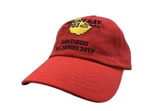 Mount Gay EST. 1703 Barbados Rum San Diego BC Series 2017 Hat Cap