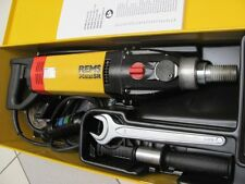 REMS Picus SR Nº 183010 máquina de perforación de núcleo de diamante