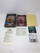 Advanced Dungeons & Dragons Eye of the Beholder IBM Floppy Disk SSI