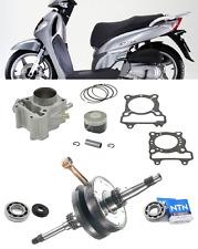 Kit albero motore cilindro / gruppo termico cuscinetti honda sh 150 2001 - 2008
