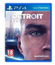 Detroit Become Human - PS4 - OFFICIAL UK RELEASE - NEW & SEALED - IN STOCK NOW!!