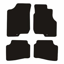 Kia ceed (2007-2010) New Black Checker Rubber Tailored Car Floor Mats