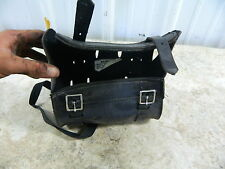 96 Yamaha XV 250 XV250 Virago Saddle Bag Saddlebag Luggage Bag