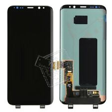 B Grade Black Samsung Galaxy S8 Plus G955 LCD Touch Digitizer Screen Replacement