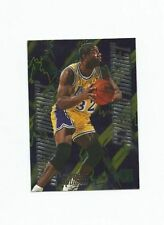 Magic Johnson 1995-96 Season Basketball Trading Cards