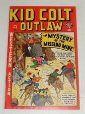 KID COLT OUTLAW #5 APPARENT FN (6.0) MAY 1949 MARVEL ATLAS COMICS **