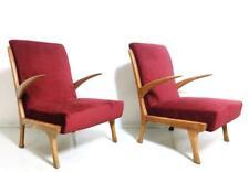 COPPIA POLTRONE VINTAGE ANNI 50 Design Carlo Mollino WAIMEA INTERIOR DESIGN home