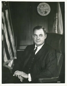 Claude Kirk Jr. - Signed Photograph of the Governor of Florida