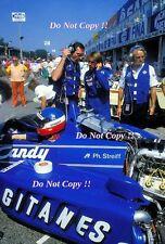Philippe Streiff Ligier JS25 Italian Grand Prix 1985 Photograph