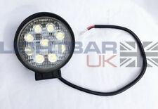 LIGHTBAR UK - 27W LED Flood Work Boat Van Light Lamp Scene Lighting 12-24v BNIB