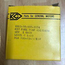 Überholsatz Benzin Pumpe Fuel Pump Kit Detroit Diesel General Motors K5196938